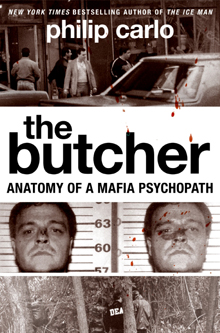 """The Butcher"" Book Cover"