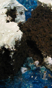 Cake, Frosting, and Jello
